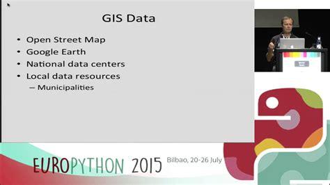 august 2016 python tutorial python gis tutorial