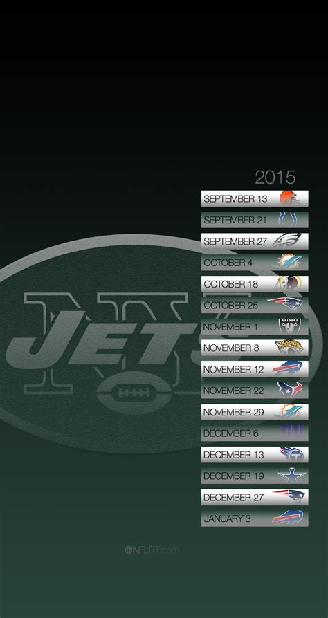printable ny jets schedule 2015 image gallery ny jets 2015 schedule