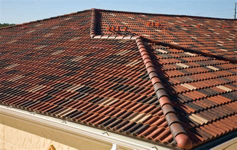 Metal Tile Roof Sun Coast Roofing Commercial Residential Roofing Services In Central Florida