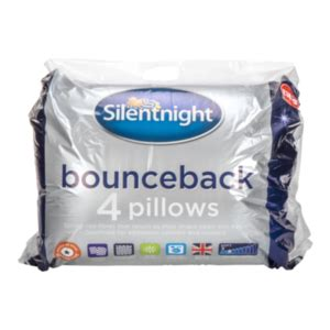 Silentnight Bounceback Pillows by Silentnight Bounceback Pillows