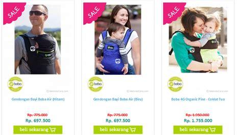 Gendongan Bayi Harga gendongan bayi merk boba harga mulai rp 200 000 rp 1