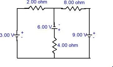 current flows through the 5 00 ohm resistor in the direction shown find the current in the 4 00 ω resistor in the dr chegg