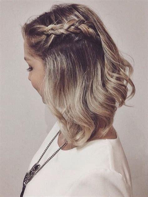 peinados para pelo corto con trenzas agradable peinados con trenzas pelo corto fotos diseno casa