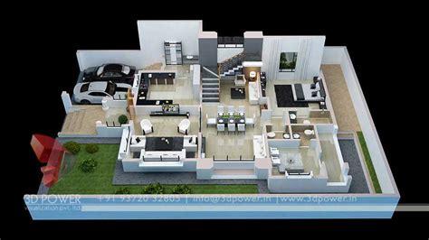 floor plan  power