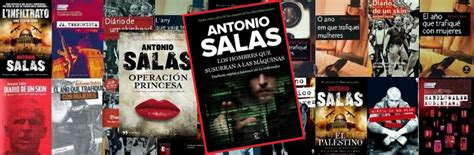 libro trafficked the diary of antonio salas