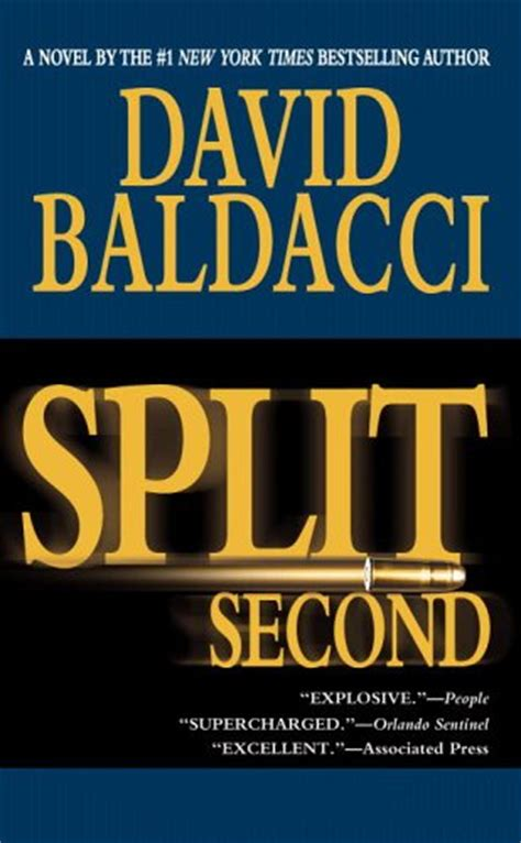 in a new york split second books split second by david baldacci book nerds across america