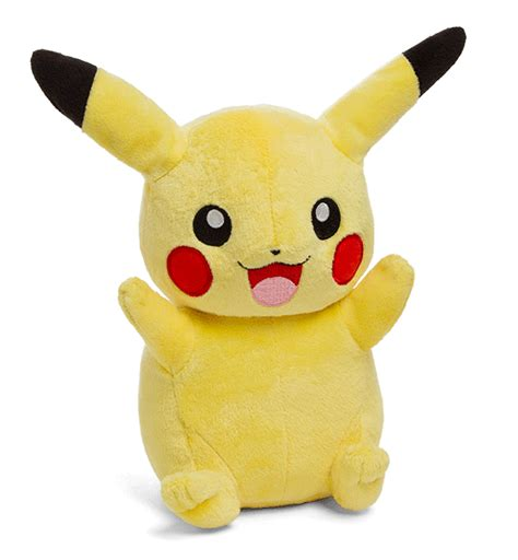 my friend pikachu animated plush thinkgeek