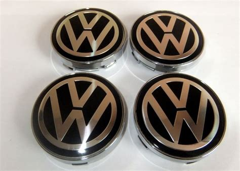 Vw Nabendeckel Aufkleber 90mm by Volkswagen 4 X 55 60mm Radkappen Nabendeckel Nabenkappen