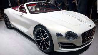 Bentley Cars Electric Bentley Has Style Mar 8 2017
