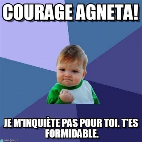 Courage Memes - courage agneta success kid meme on memegen