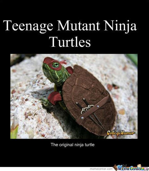 Teenage Mutant Ninja Turtles Meme - teenage mutant ninja turtles by jigsaw1550 meme center