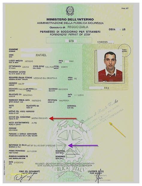 pronto il permesso di soggiorno immigrazione wwwpostnetservicesit permesso di soggiorno