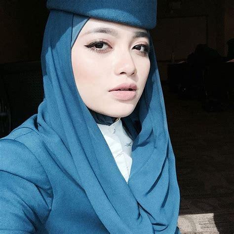 cara pakai sanggul pramugari bliblinews com pramugari cantik saudi airlines asal malaysia jadi sensasi