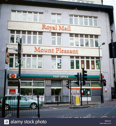 Mount Pleasant Post Office by Royal Mail Mount Pleasant Central Post Office On Corner Of