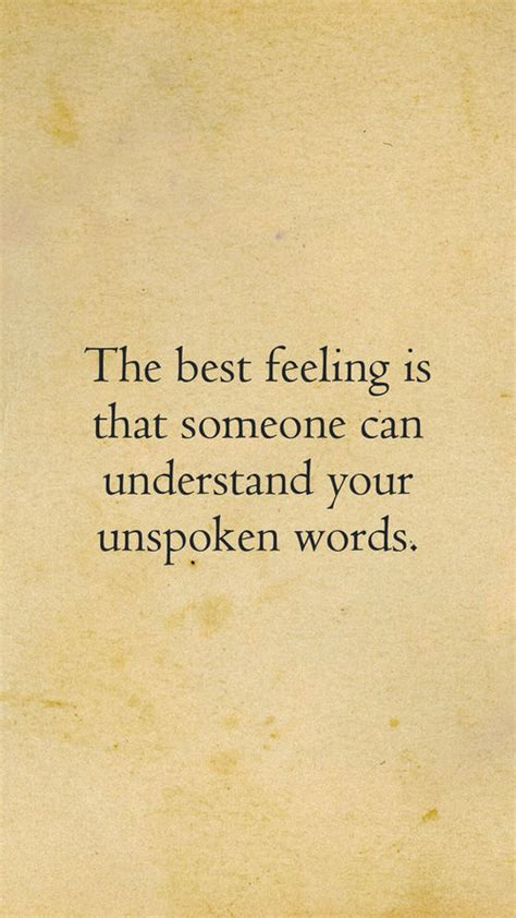 Unspoken Words by Understand Unspoken Words Pictures Photos And Images For