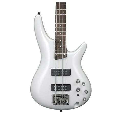 Ibanez Gsr 325 Pw Bass Guitar ibanez sr300e pw bajo powder white en gear4music