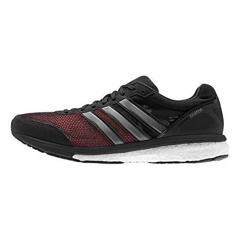 shoe in the road a boston calbreth novel books mens adidas adizero boston 5 boost running shoe at road