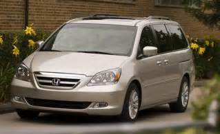Recalls On 2006 Honda Odyssey Car And Driver