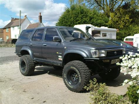 toyota hilux surf kzn185 shocks springs toyota 4x4 parts difflock view topic so we all love pictures