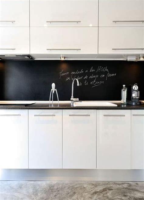 chalkboard kitchen backsplash 26 chalkboard kitchen backsplashes to stand out digsdigs