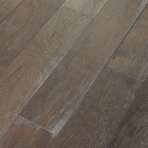 shaw wood flooring shaw take home sle barcelona hickory ash engineered click hardwood flooring 5 in x 8 in
