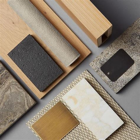 material palette sophisticated neutrals material