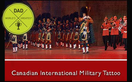 quebec military tattoo 2012 wagjag 20 for a ticket to the 21st anniversary show of