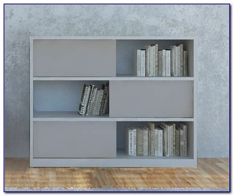 Modern Bookcase With Doors Uk Bookcases Home Design Modern Bookcase With Doors