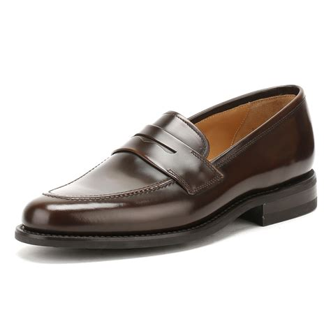 goodyear welted loafers loake mens brown 211 formal loafers handcrafted leather