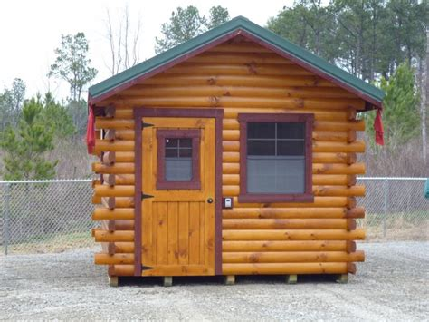 Trophy Amish Cabin Prices by Trophy Amish Cabins Llc Lodge No Porch10 X 16 Lodge