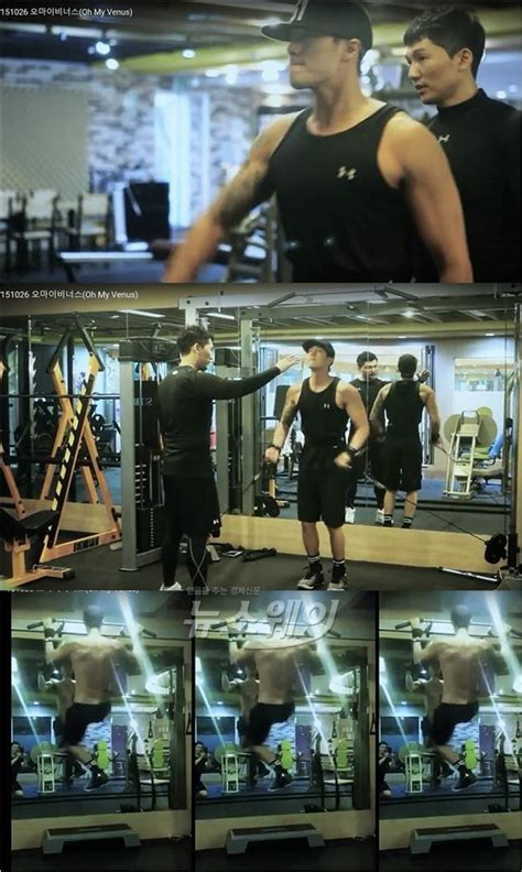 so ji sub oh my venus workout video so ji sub workout teaser video released for the