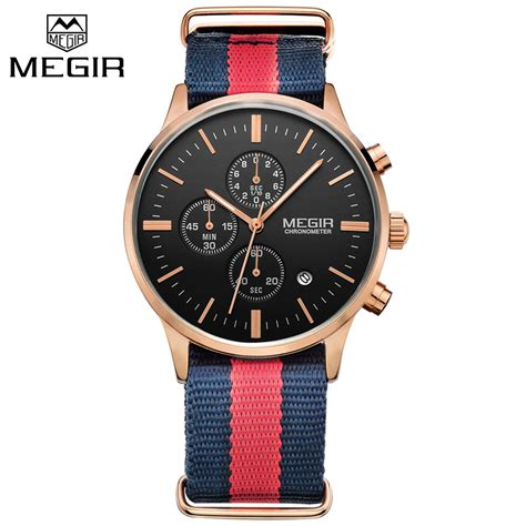 megir chronograph s top brand luxury