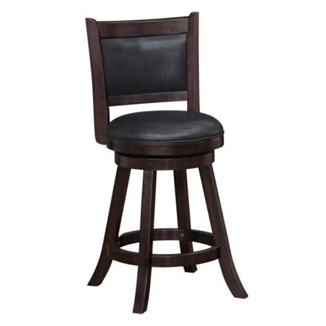 Boraam Augusta 24 In Swivel Counter Stool by Boraam Rhea 24 Quot Swivel Counter Stool In Merlot