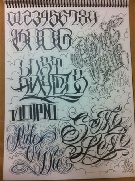 tattoo lettering books write to live big sleeps x boog x norm awr flash book