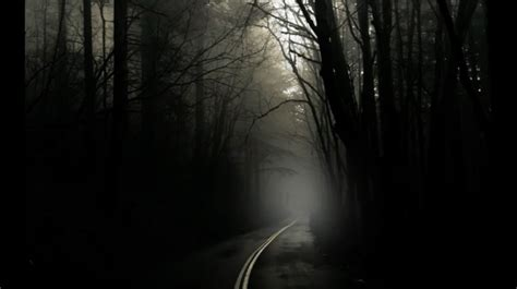 dark themes in stories the story behind this haunted road near denver is truly creepy