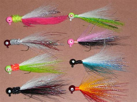 walleye jigs