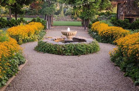 ghiaia da giardino ghiaia per giardino 25 idee per realizzare spazi esterni