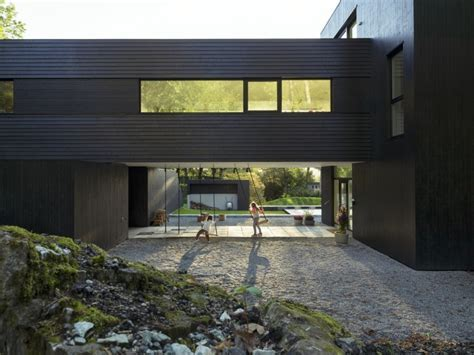 Architecture And Home Come Together In A Cantilever Villa