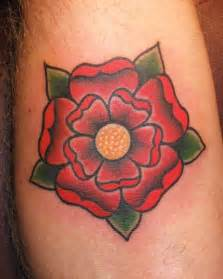 english rose tattoo designs traditional style tudor crown