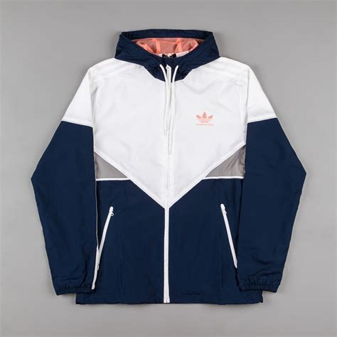 Jaket Adidas Navy Pink By Snf2012 adidas premiere windbreaker jacket navy white sun