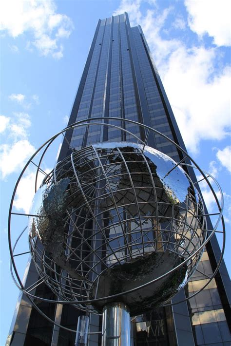 pictures of trump tower new york panoramio photo of trump tower and the globe new york city