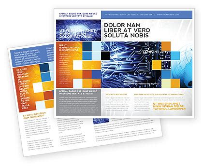 brochure templates electrical electronics and electrical brochure templates design and