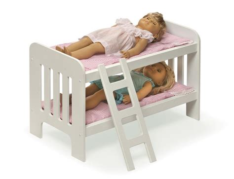 american girl doll bunk bed doll bunk beds perfect for american girl
