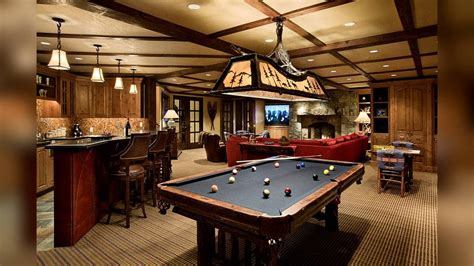 opulent lighting fixtures for a luxury home decor 20 amazing man caves youtube