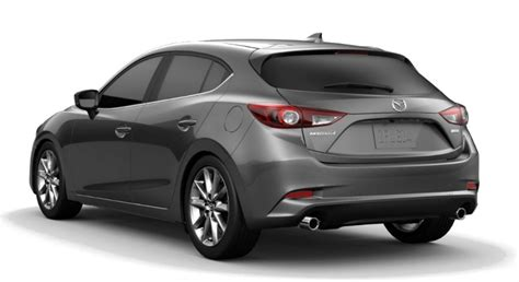 mazda 3 colors 2018 mazda3 color options and customization choices