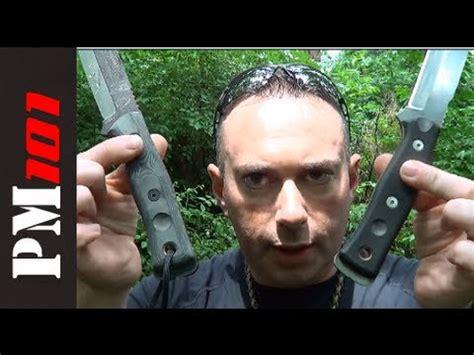 micarta vs g10 tops bob g10 vs micarta kydex vs leather sheath
