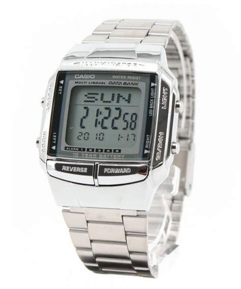 Jam Tangan Wanita Casio A178wa 1adf jual jam tangan casio db 360 1adf data bank original pranwatchshop