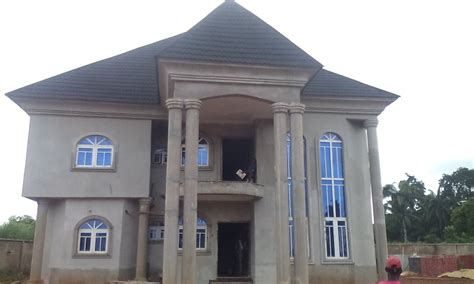 House Design Pictures In Nigeria joe construction company a 7 bedrooms duplex