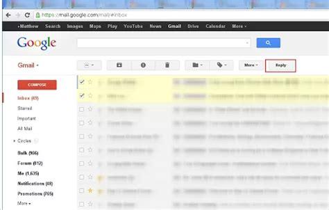 gmail bandeja de entrada 5 razones por las que no abren tus ca 241 as de email marketing