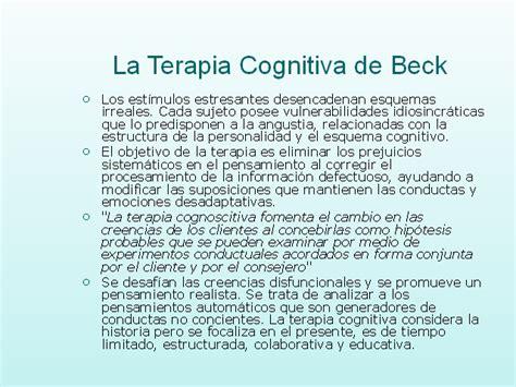 la terapia cognitiva en el tratamiento de la depresin mayor terapia cognitiva de las drogodependencias beck ebook